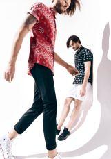 Fotografía: Noli Provoste para Matanga Estudio Maquillaje & Pelo: Marcelo Bhanu Styling: Sara Lavín & Santiago Saavedra Modelos: Agustín Gualda para Blue Models & Darko Peric para We Love Models Producción General: Alejandra Farfán