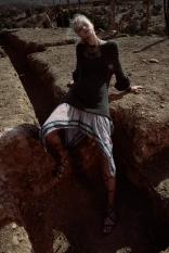 """REVISTA MUJER EDITORIAL """"DE ESPIRITU LIBRE""""FOTOGRAFIA: TOMAS EYZAGUIRREPRODUCCIÓN: SARA LAVINMAQUILLAJE Y PELO: MARCELO BHANU PARA M.A.C. COSMETICSMODELO: KATE -WLM-"""