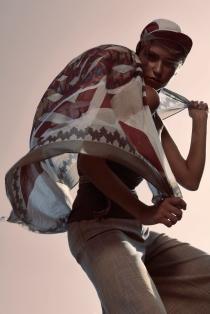 """REVISTA MUJER EDITORIAL """"DE ESPIRITU LIBRE"""" FOTOGRAFIA: TOMAS EYZAGUIRRE PRODUCCIÓN: SARA LAVIN MAQUILLAJE Y PELO: MARCELO BHANU PARA M.A.C. COSMETICS MODELO: KATE -WLM-"""