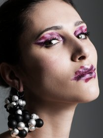 WORKSHOP MAKEUP EDITORIAL THE COLLECTIVE FOTOGRAFIA:JAIME ARRUA MAKEUP: FERNANDA URIBE MODELO: WELOVEMODELS