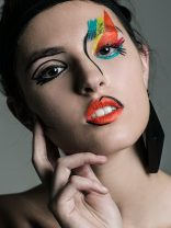 WORKSHOP MAKEUP EDITORIAL THE COLLECTIVE FOTOGRAFIA:JAIME ARRUA MAKEUP: JOSEFINA SALAS MODELO: WELOVEMODELS