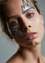 WORKSHOP MAKEUP EDITORIAL THE COLLECTIVE FOTOGRAFIA:JAIME ARRUA MAKEUP: PILAR BALTRA MODELO: ELITE