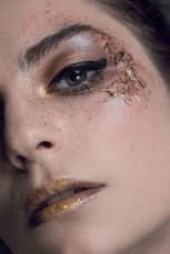 WORKSHOP MAKEUP EDITORIAL THE COLLECTIVE FOTOGRAFIA:PILAR CASTRO MAKEUP: MODELO: ELITE